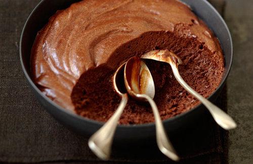 Шоколадный мусс рецепт самый быстрый