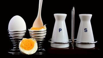 6 -7 яиц в неделю для здорового человека - нормально
