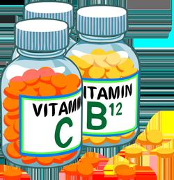 необходимо принимать витаминно-минеральный комплекс