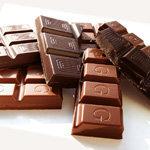 1 или 2 дольки шоколада вполне достаточно