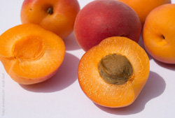 12 свежих абрикос