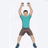 7-минутный кольцевой комплекс для похудения 1