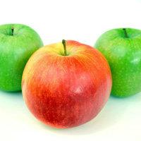 Ешьте яблоки с кожурой