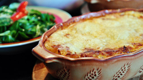 Рецепт картофельной запеканки гратен DAUPHINOISE