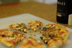 Как готовить пиццу - без теста 1