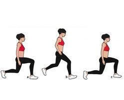 Упражнения для ног и ягодиц 3