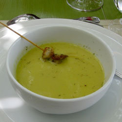 Рецепт холодного супа