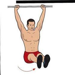 Упражнения для мышц живота 1