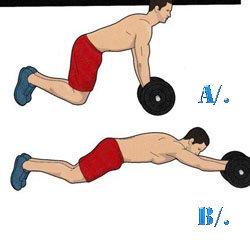 Упражнения для мышц живота 2