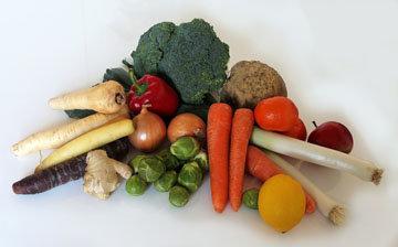 Самые полезные овощи 1