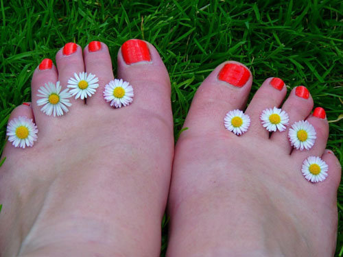 Уход за ногами нежная кожа