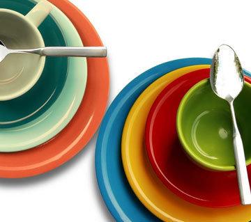 9. выбрать тарелку
