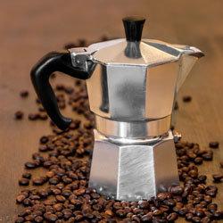 Основа диеты - кофе