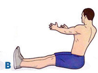 Упражнения для укрепления мышц спины 1b