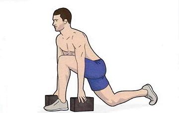 1. Упражнения для коленных суставов