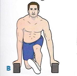 5. Упражнения для суставов стопы ноги