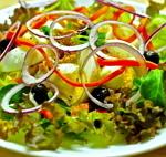 6. Листовой салат
