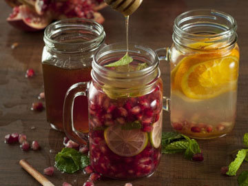 Ингредиенты для детокс напитков