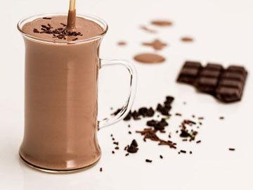 Смузи Шоколадный с мятой