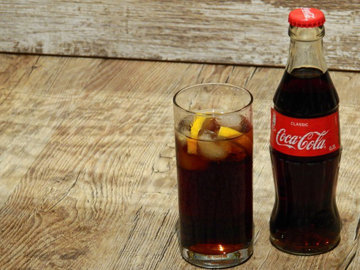 6. Искусственные сладкие напитки