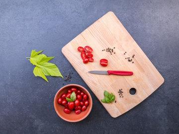 помидоры содержат много витамина А
