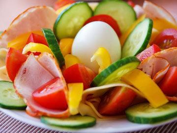 овощи или салаты