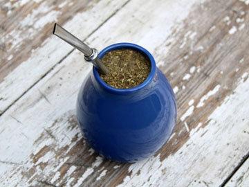 2. Мате чай для похудения