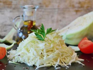 8. готовьте свой салат из капусты