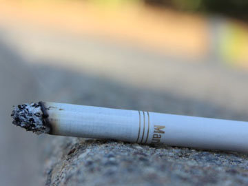 Отказаться от алкоголя, никотина и стресса