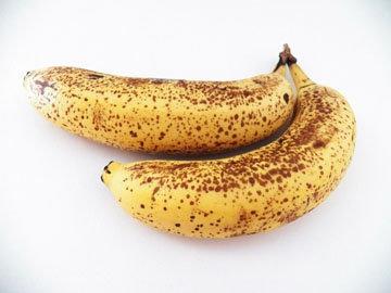 Банановая маска для жирной кожи