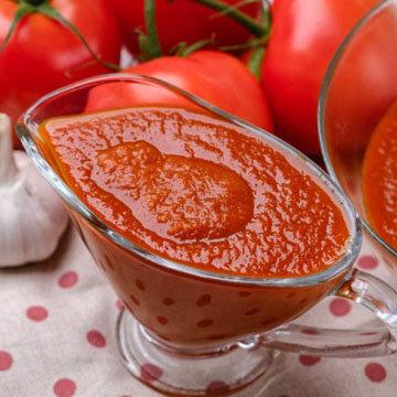 Кетчуп - самый известный соус