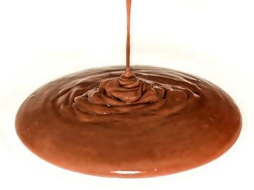 1. Кремовый шоколадный мусс из авокадо