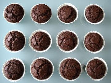5. Шоколадные кексы