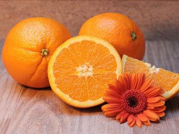 Уход за кожей тела дома. Апельсиновый пилинг