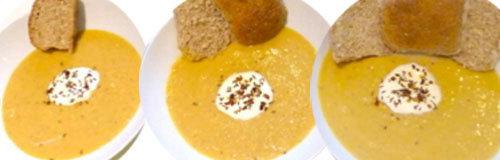 1. Суп из корней пастернака