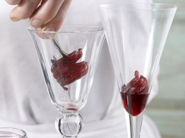 Коктейль с шампанским 4