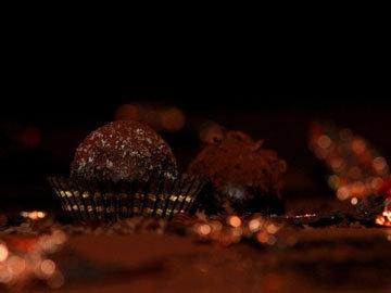 Шоколадные трюфели 1