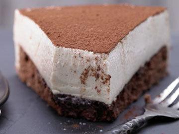 Шоколадный торт с эспрессо 1