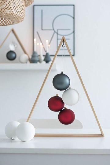 пара идей для красивого новогоднего стола 1