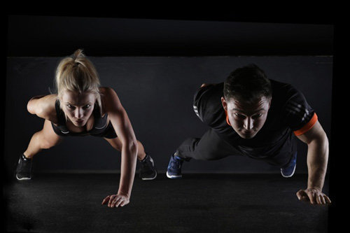 Эффективные упражнения - для сжигания калорий
