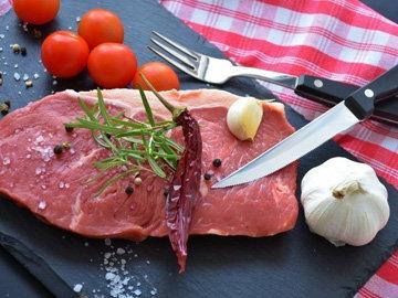 Источники белка животных - мясо