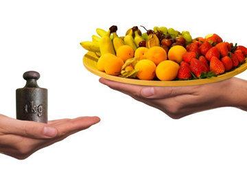 Уменьшить ежедневный рацион калорий