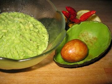 Песто из авокадо