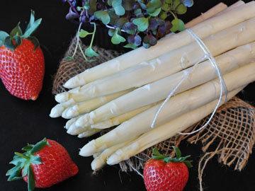 Спаржа - идеальный овощ для похудения