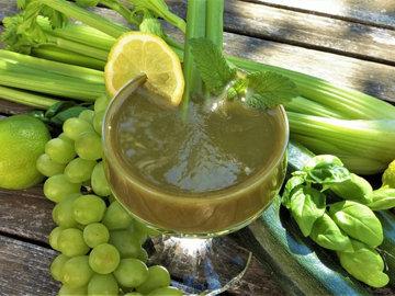 полезная альтернатива фруктовым сокам