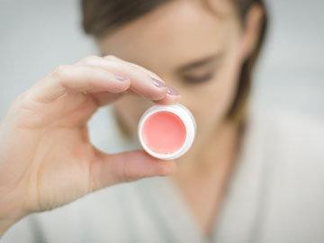 Бальзам для губ с витамином Е