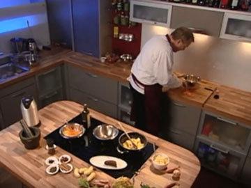 Еда для космонавтов хорошо сбалансирована
