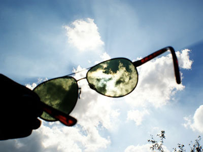 Облака могут ослабить УФ-излучение