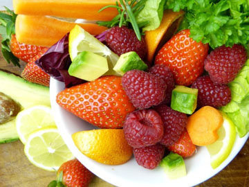 Диета с экологическими продуктами