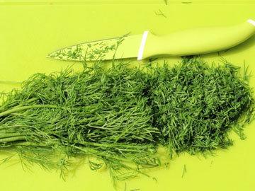 замените соль травами